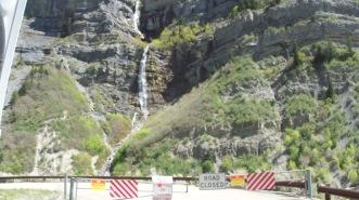 Bridal Veil Falls - Provo Canyon 5-1-17 1