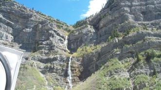 Bridal Veil Falls - Provo Canyon 5-1-17 2