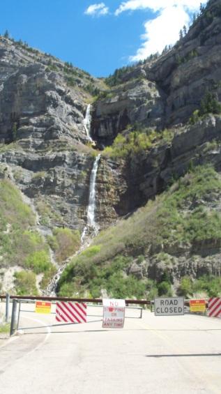 Bridal Veil Falls - Provo Canyon 5-1-17 3